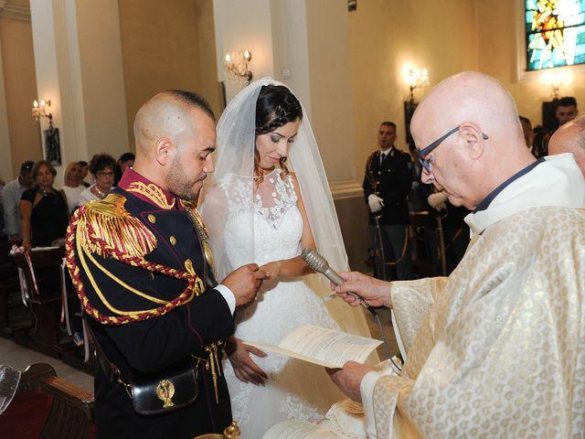 Il matrimonio di Federico e Valentina a Perdasdefogu, Nuoro 135