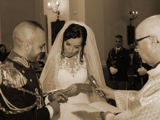 Il matrimonio di Federico e Valentina a Perdasdefogu, Nuoro 138