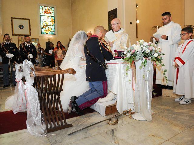 Il matrimonio di Federico e Valentina a Perdasdefogu, Nuoro 141