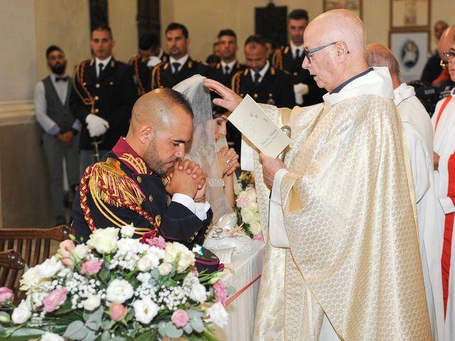 Il matrimonio di Federico e Valentina a Perdasdefogu, Nuoro 142