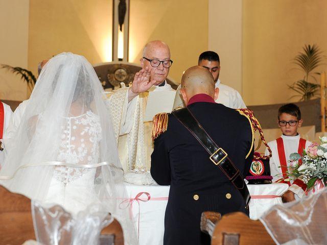 Il matrimonio di Federico e Valentina a Perdasdefogu, Nuoro 143