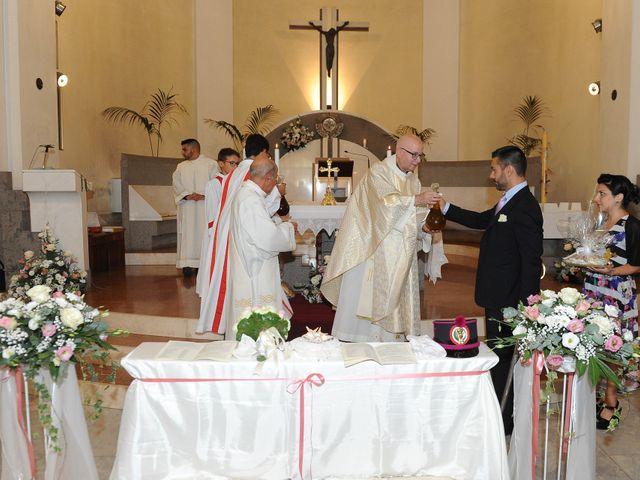 Il matrimonio di Federico e Valentina a Perdasdefogu, Nuoro 144