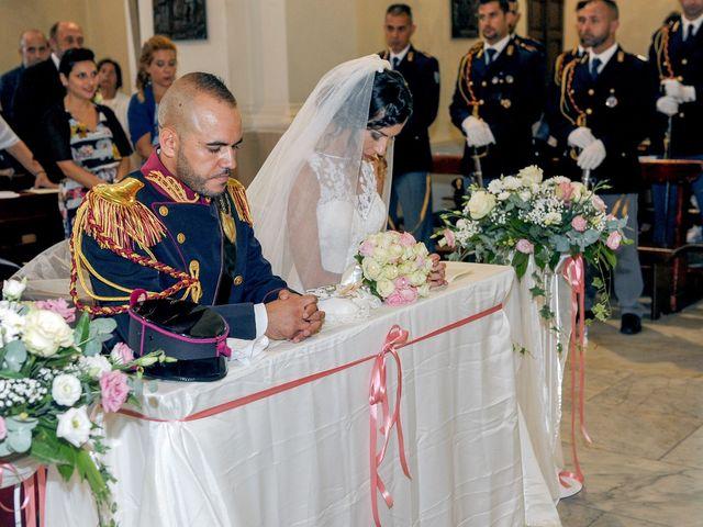 Il matrimonio di Federico e Valentina a Perdasdefogu, Nuoro 146