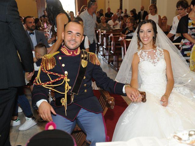 Il matrimonio di Federico e Valentina a Perdasdefogu, Nuoro 147