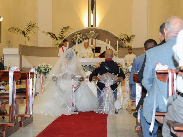 Il matrimonio di Federico e Valentina a Perdasdefogu, Nuoro 148