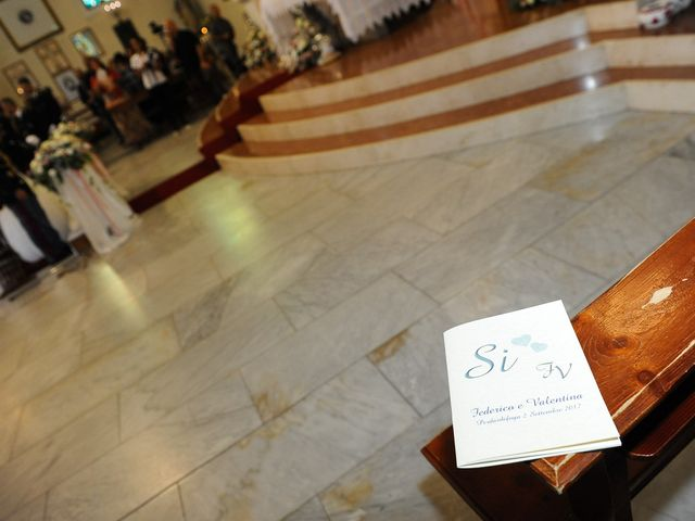 Il matrimonio di Federico e Valentina a Perdasdefogu, Nuoro 127