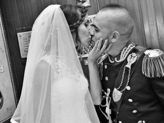 Il matrimonio di Federico e Valentina a Perdasdefogu, Nuoro 150