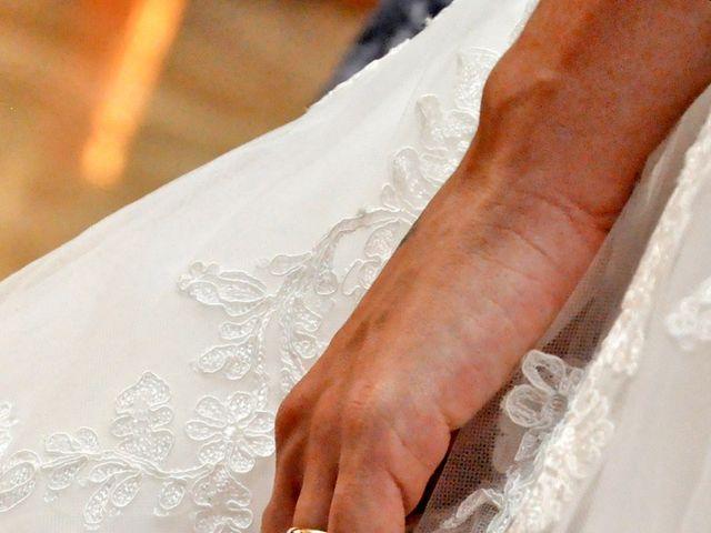 Il matrimonio di Federico e Valentina a Perdasdefogu, Nuoro 151