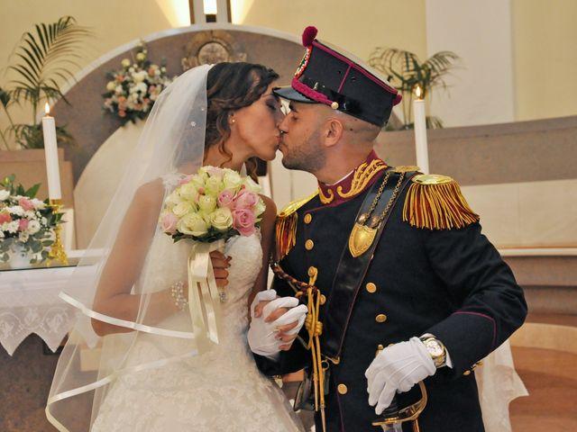 Il matrimonio di Federico e Valentina a Perdasdefogu, Nuoro 152