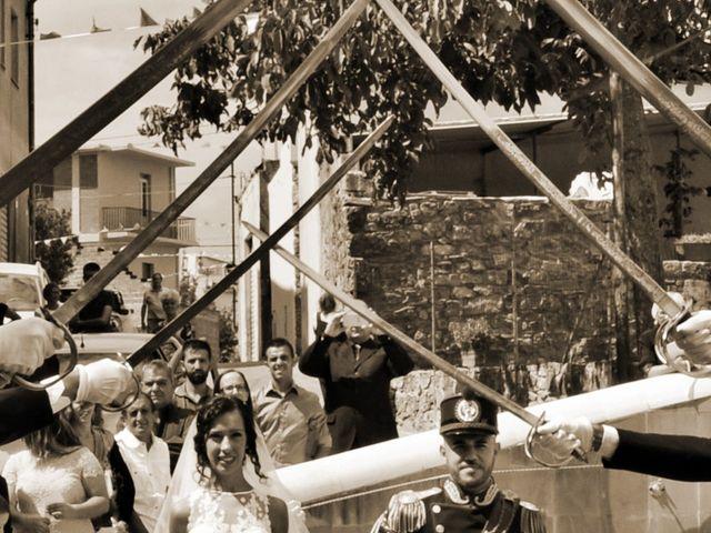 Il matrimonio di Federico e Valentina a Perdasdefogu, Nuoro 182