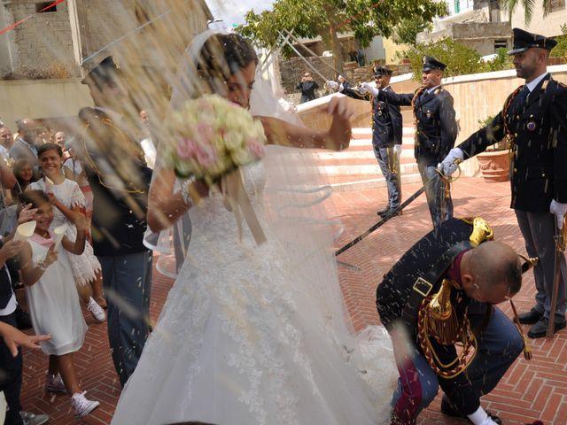 Il matrimonio di Federico e Valentina a Perdasdefogu, Nuoro 183