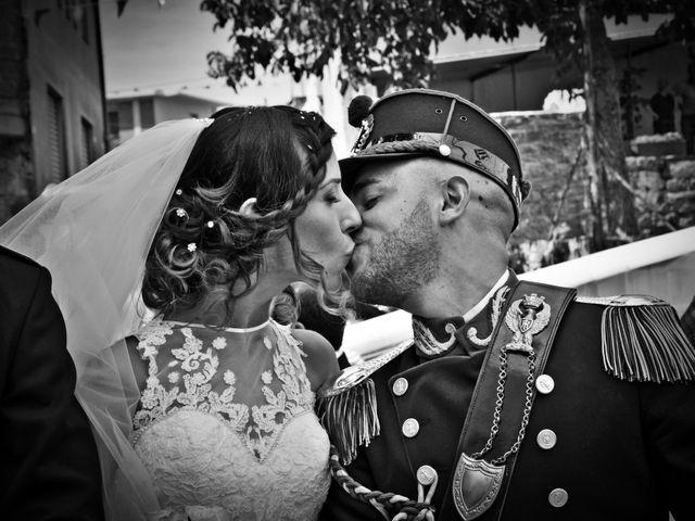 Il matrimonio di Federico e Valentina a Perdasdefogu, Nuoro 187