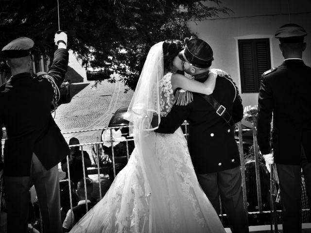 Il matrimonio di Federico e Valentina a Perdasdefogu, Nuoro 189
