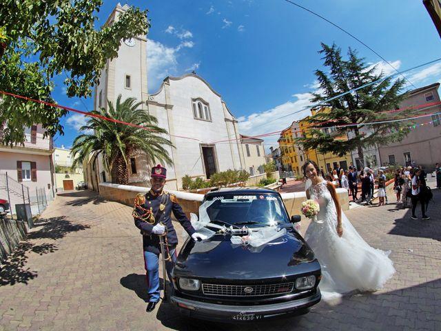 Il matrimonio di Federico e Valentina a Perdasdefogu, Nuoro 192