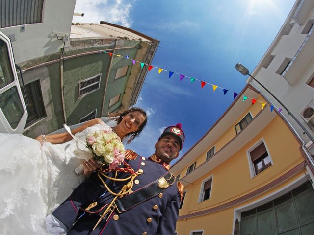 Il matrimonio di Federico e Valentina a Perdasdefogu, Nuoro 2
