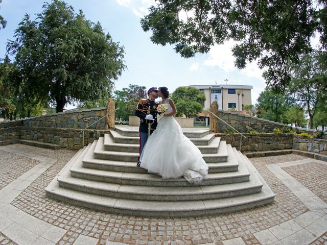 Il matrimonio di Federico e Valentina a Perdasdefogu, Nuoro 197