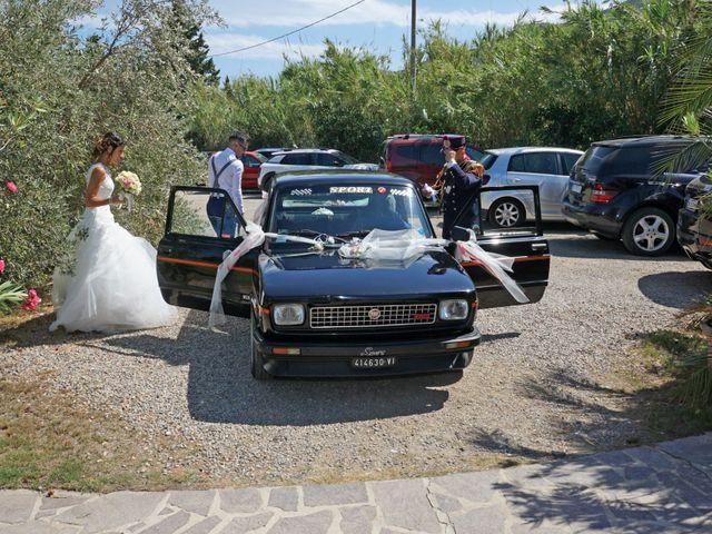 Il matrimonio di Federico e Valentina a Perdasdefogu, Nuoro 214