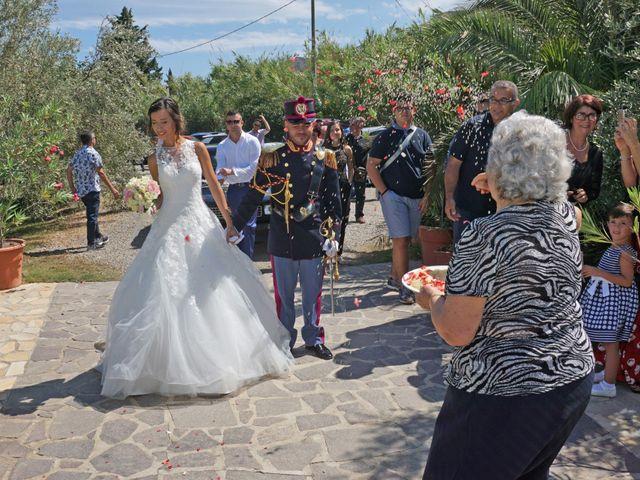 Il matrimonio di Federico e Valentina a Perdasdefogu, Nuoro 216