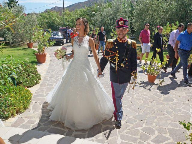Il matrimonio di Federico e Valentina a Perdasdefogu, Nuoro 218