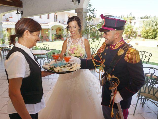 Il matrimonio di Federico e Valentina a Perdasdefogu, Nuoro 219