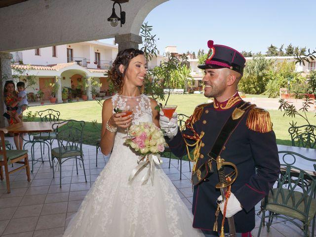 Il matrimonio di Federico e Valentina a Perdasdefogu, Nuoro 220