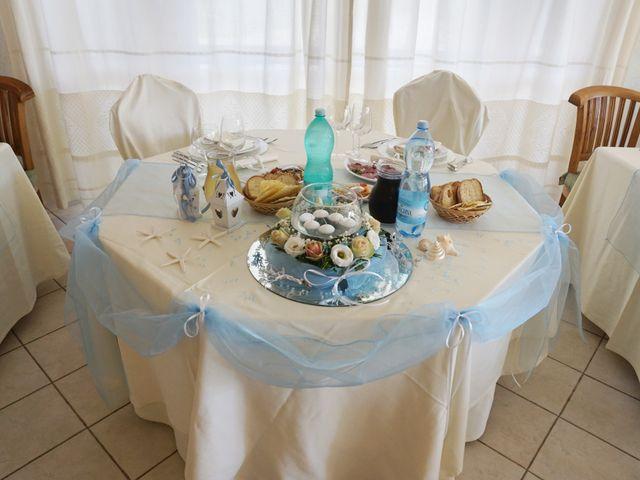 Il matrimonio di Federico e Valentina a Perdasdefogu, Nuoro 227