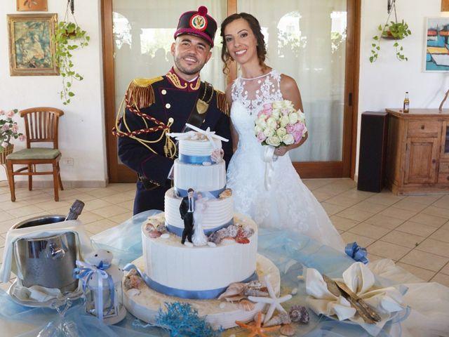 Il matrimonio di Federico e Valentina a Perdasdefogu, Nuoro 247