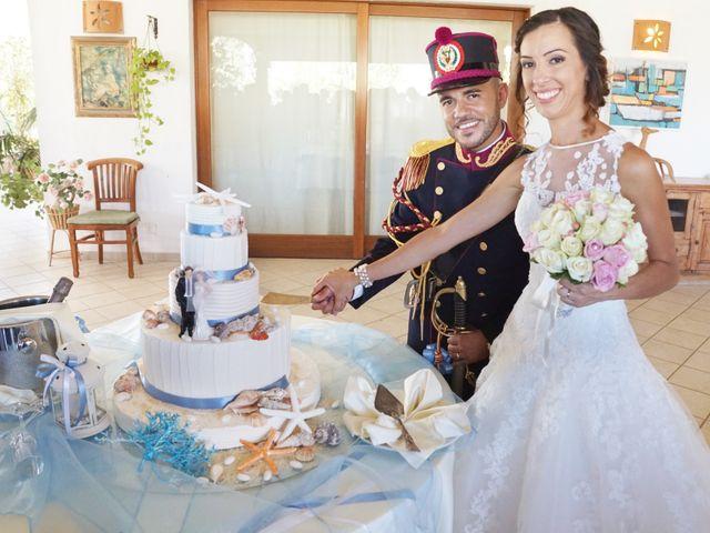 Il matrimonio di Federico e Valentina a Perdasdefogu, Nuoro 248
