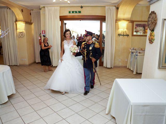 Il matrimonio di Federico e Valentina a Perdasdefogu, Nuoro 232