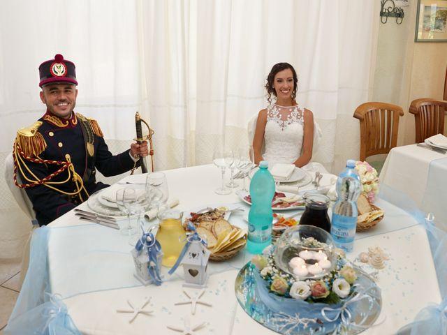 Il matrimonio di Federico e Valentina a Perdasdefogu, Nuoro 235