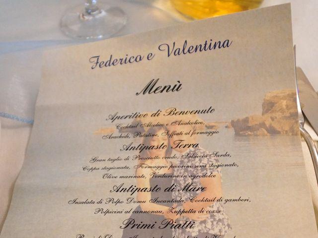 Il matrimonio di Federico e Valentina a Perdasdefogu, Nuoro 223