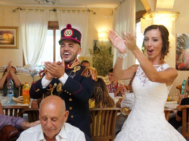 Il matrimonio di Federico e Valentina a Perdasdefogu, Nuoro 236