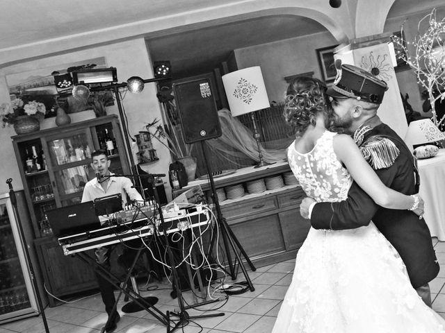 Il matrimonio di Federico e Valentina a Perdasdefogu, Nuoro 238