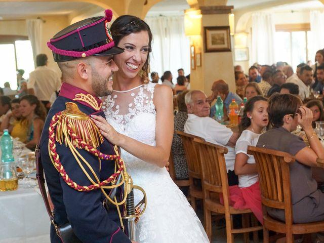 Il matrimonio di Federico e Valentina a Perdasdefogu, Nuoro 239