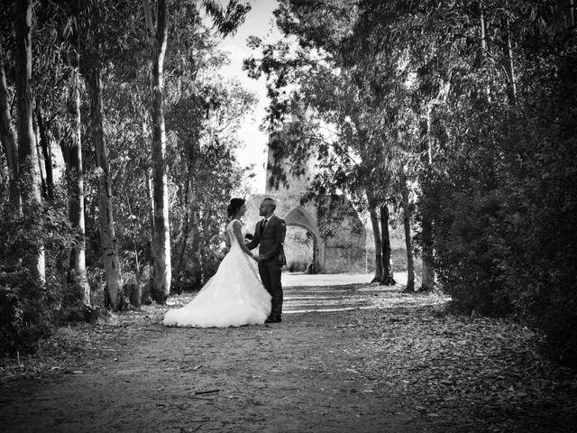 Il matrimonio di Federico e Valentina a Perdasdefogu, Nuoro 206
