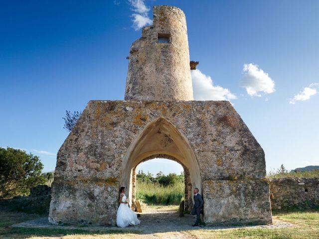 Il matrimonio di Federico e Valentina a Perdasdefogu, Nuoro 209