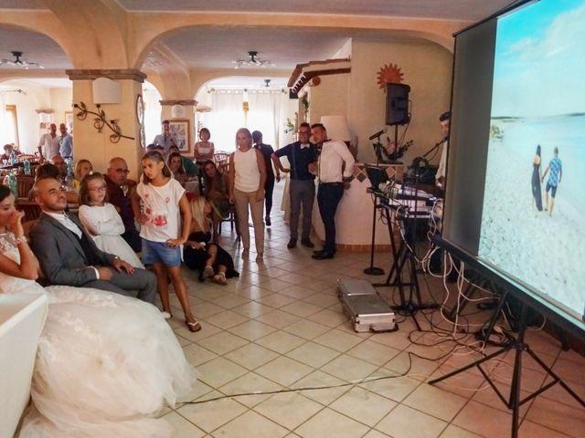 Il matrimonio di Federico e Valentina a Perdasdefogu, Nuoro 242