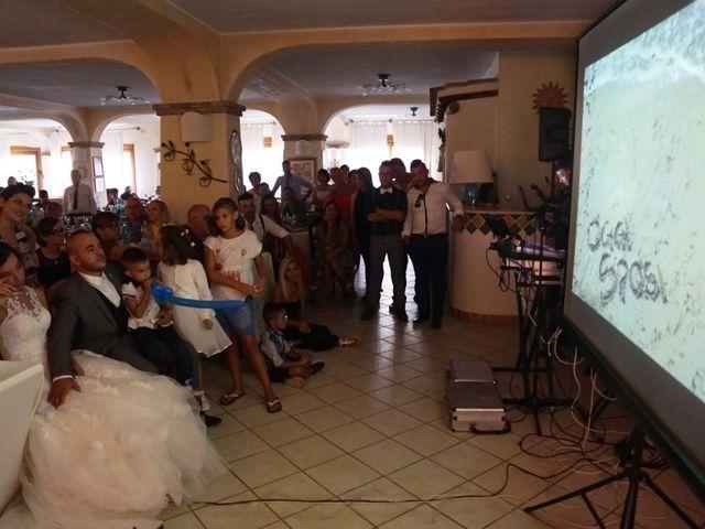 Il matrimonio di Federico e Valentina a Perdasdefogu, Nuoro 243