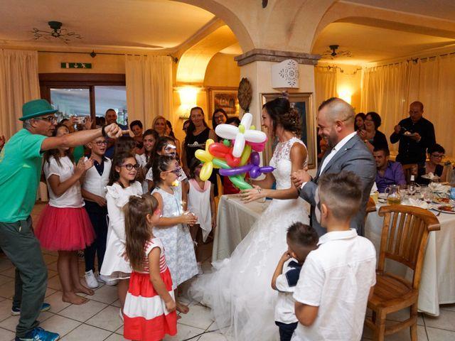 Il matrimonio di Federico e Valentina a Perdasdefogu, Nuoro 250