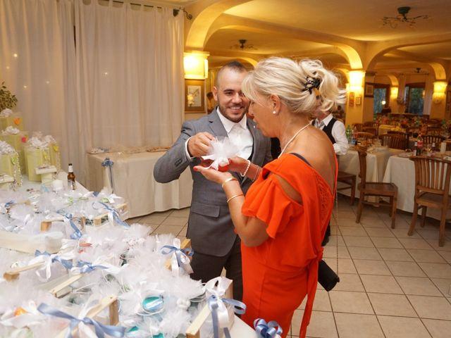 Il matrimonio di Federico e Valentina a Perdasdefogu, Nuoro 251