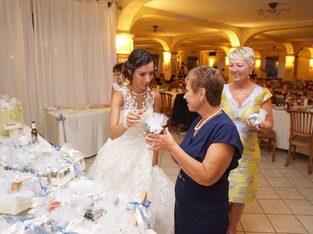 Il matrimonio di Federico e Valentina a Perdasdefogu, Nuoro 252