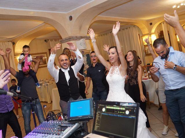 Il matrimonio di Federico e Valentina a Perdasdefogu, Nuoro 261