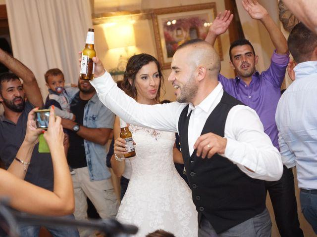 Il matrimonio di Federico e Valentina a Perdasdefogu, Nuoro 262
