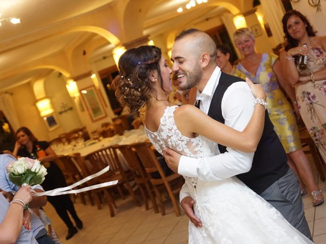 Il matrimonio di Federico e Valentina a Perdasdefogu, Nuoro 264