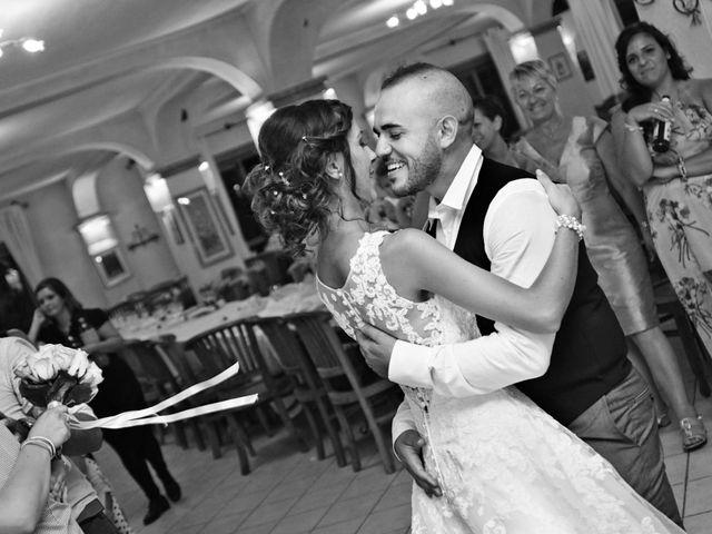 Il matrimonio di Federico e Valentina a Perdasdefogu, Nuoro 265