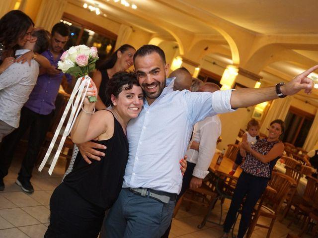 Il matrimonio di Federico e Valentina a Perdasdefogu, Nuoro 266