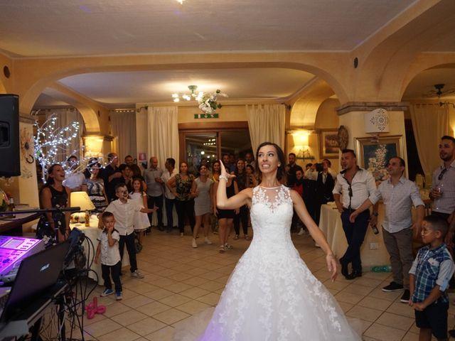 Il matrimonio di Federico e Valentina a Perdasdefogu, Nuoro 268