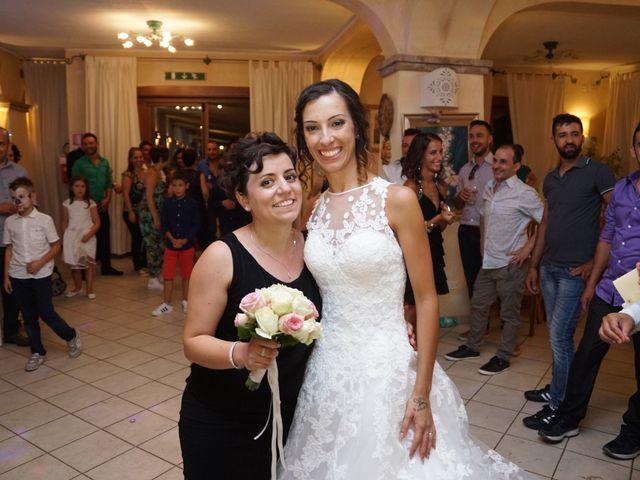 Il matrimonio di Federico e Valentina a Perdasdefogu, Nuoro 270