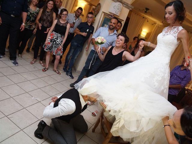 Il matrimonio di Federico e Valentina a Perdasdefogu, Nuoro 272