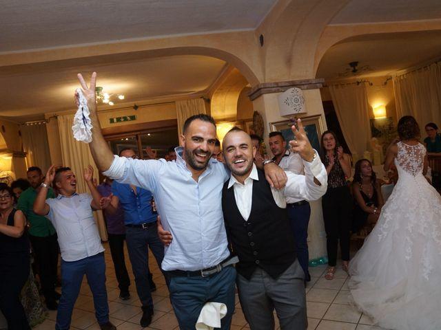 Il matrimonio di Federico e Valentina a Perdasdefogu, Nuoro 276